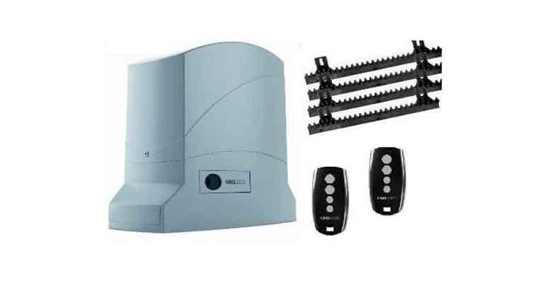 Automatismos para puertas basculantes y seccionales